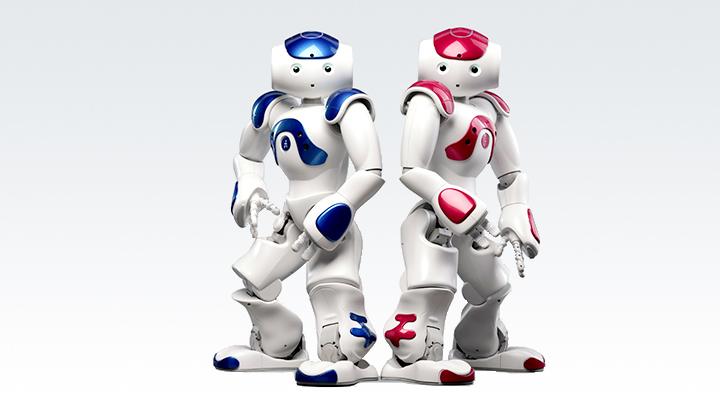 NAO(ナオ):コミュニケーションロボット:株式会社日立システムズ